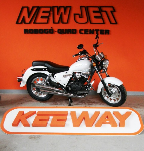 Keeway Superlight Limited 125